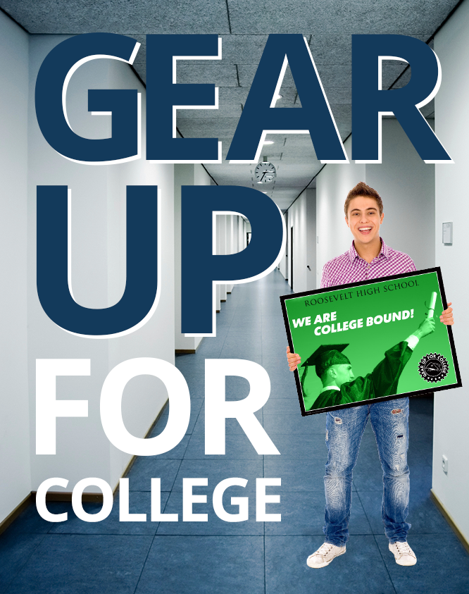 Gear Up for College Website