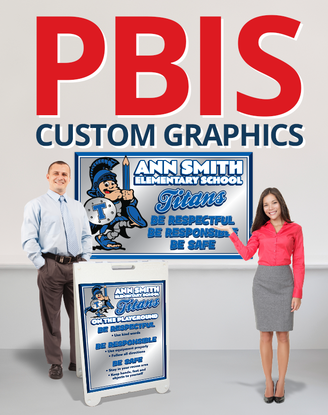 PBIS Custom Graphics  Website
